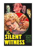 The Silent Witness Posters