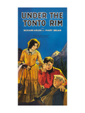 Under the Tonto Rim Posters
