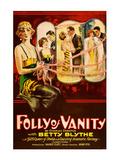 Folly of Vanity Print