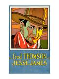 Jesse James Posters
