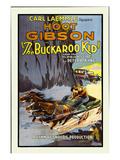 The Buckaroo Kid Prints
