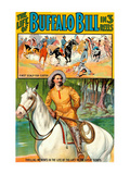 The Life of Buffalo Bill in 3 Reels Art