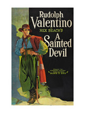A Sainted Devil Art