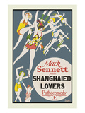 Shanghaied Bathing Beauties Print by Mack Sennett
