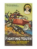 Fighting Youth Art