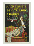 A Harem Knight Prints by Mack Sennett