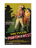 The Phantom of the West - Horror in the Dark Art