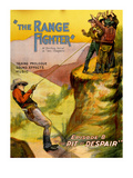 The Range Fighter - Pit of Despair Poster