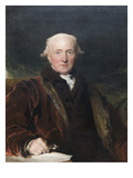 John Julius Angertsein Print by Thomas Lawrence