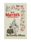 Hy Mayer's Sketchbook Poster