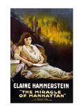 The Miracle of Manhattan Posters