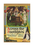 Across the Footlights Art