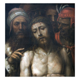 Christ Presented to the People: Ecco Homo (Detail) Print by Giovani Antonio Buzz
