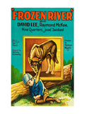 Frozen River Posters