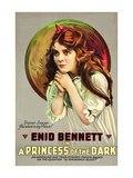 A Princess of the Dark Poster