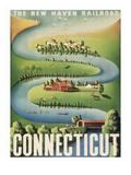 Connecticut Kunstdrucke