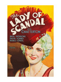 Lady of Scandal Prints