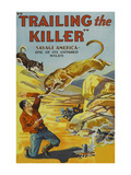 Trailing the Killer Posters