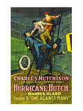 Hurricane Hutch - One Against Many Photo