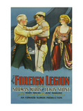 The Foreign Legion Posters