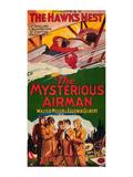 The Mysterious Airmen - the Hawks Nest Premium Giclee Print