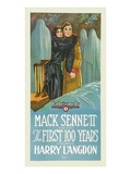 First 100 Years Posters by Mack Sennett