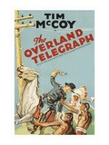 The Overland Telegraph Posters