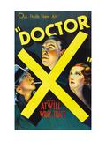 Doctor X Prints
