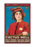Cactus Nell Prints by Mack Sennett