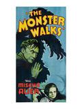 The Monster Walks Prints