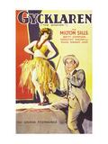 Barker - Glycklaren Prints