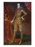 Philip Iv in Parade Armor Posters by Gaspar de Crayer