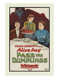Pass the Dumplings Posters by Mack Sennett