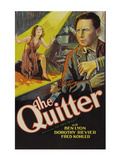 The Quitter Posters