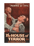Pawns of Evil - House of Terror Posters
