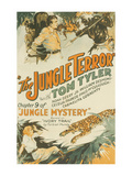 Jungle Mystery - the Jungle Terror Posters