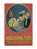 Smoldering Fires Posters