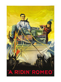 A Ridin&#39; Romeo Posters