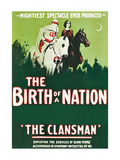 The Clansman Affiches par  Griffith