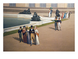 Palace and Gardens of Versailles Kunstdrucke von John Vanderlyn