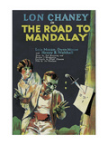 The Road to Mandalay Posters