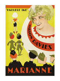 Marianne Posters