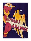 "Trouble in Paradise ""Tjuvari Paradiset"" Posters"