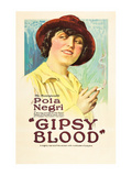 Gypsy Blood Print