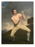Richard Humphreys, the Boxer Prints by John Hoppner