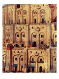 Tower of Babel - Detail Posters by Pieter Breughel the Elder