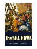 The Sea Hawk Print
