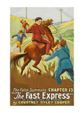 The Fast Express - False Summons Poster