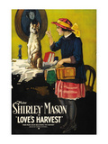 Love's Harvest Poster