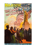 Land of Liberty Poster